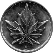 Token - Canadian Explorers (Sir Alexander Mackenzie) – reverse