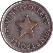 Game Token - Vinstpollett (Star) – obverse