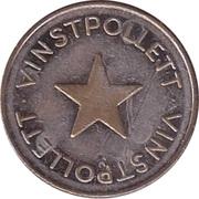 Game Token - Vinstpollett (Star) – reverse