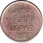 20 Kronen - Dansk Værdimærke – obverse