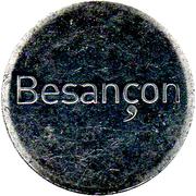 Jeton transport en commun Besançon – obverse