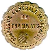 5 Centimes CGFT Le Havre 76 – obverse