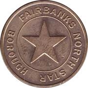 1 Fare - Fairbanks North Star – obverse