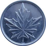 Token - Canadian Explorers (Pierre De La Verendrye) – reverse
