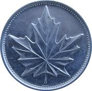 Token - Canadian Explorers (Robert Cavelier De Salle) – reverse