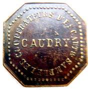Charbon Caudry – obverse