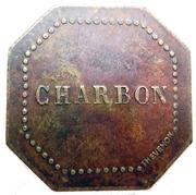 Charbon Caudry – reverse