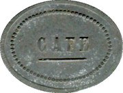 Café -  St Gobain, Chauny & Cirey - Sain-Bel [69] – reverse