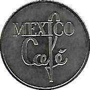Token - Distribuzione Automatica (Mexico Café) – obverse