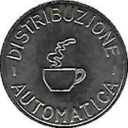 Token - Distribuzione Automatica (Mexico Café) – reverse