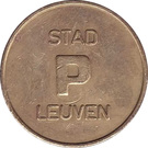 Parking Token - Stad Leuven – obverse
