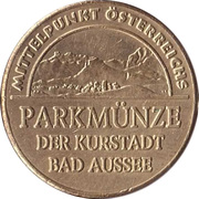 Parking Token - Bad Aussee – obverse