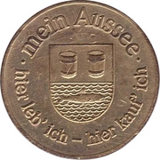 Parking Token - Bad Aussee – reverse