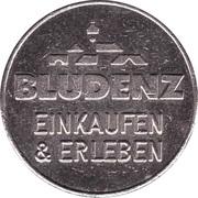 Parking Token - Bludenz – obverse