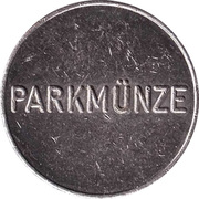 Parking Token - Bludenz – reverse