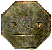 1 Franc - Perret et Ses Fils - Sain-Bel [69] – obverse