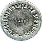 2 Francs (Arçonnerie Française, St Sulpice) – obverse