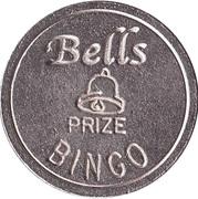 Game Token - Bells Bingo (prize) – obverse