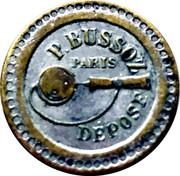20 Centimes - P. Bussoz (Paris) – obverse