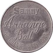 Token - Sammy Arrange Ball – reverse