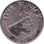 1 Funick - Toni's Magic (27.9 mm) – reverse