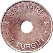Token - Marmaris Y. Turgut – obverse