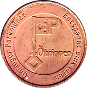 Parking Token - Öhringen (1 Schlitz Öhr) – obverse