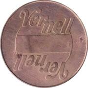 Token - Vernell Sparschwein – obverse