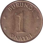 Token - Onatel Burundi – reverse
