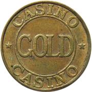 Game Token - Casino Gold – obverse