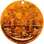 Masonic Medallion – reverse