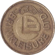 Token - Brinkleisure Ltd – obverse
