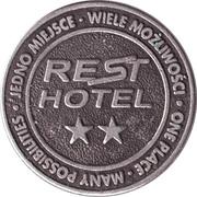 Token - Rest Hotel – obverse