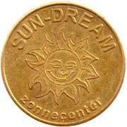 Token - Sun-dream zonnecenter – obverse