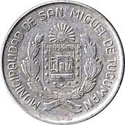Transit Token - 1 Valor (Municipalidad de San Miguel de Tucuman) – obverse