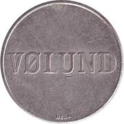 Washing Token - Vølund (22.5 mm) – reverse