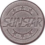 Token - Sunstar – reverse