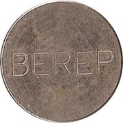 Token - Berep – obverse