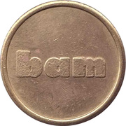Parking Token - Bam – obverse
