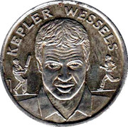 Official Shoprite and Checkers Medal Collection - Kepler Wessel – obverse