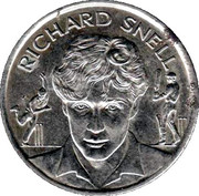 Official Shoprite and Checkers Medal Collection - Richard Snell – obverse
