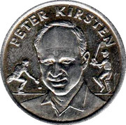 Official Shoprite and Checkers Medal Collection - Peter Kirsten – obverse