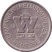 "Token - Renesse (Camping ""Wilhelminahoeve"" b.v.) – obverse"