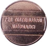 Token - Per distributori automatici (2) – obverse