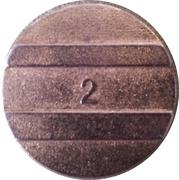 Token - Per distributori automatici (2) – reverse