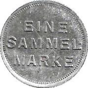 1 Sammelmarke (Schwenningen A.N.; Private, Büdowerk) – reverse