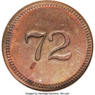 D.C. Greenleaf Watchmaker St Paul MN – reverse
