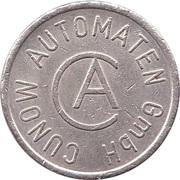 Game Token - Cunow-Automaten GmbH – reverse