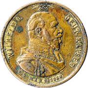 Medal - Wilhelm II (Death of the Emperor) – obverse