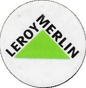 Shopping Cart Token - Leroy Merlin – obverse